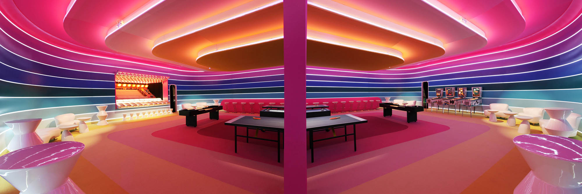 HERMES - Game Room 1
